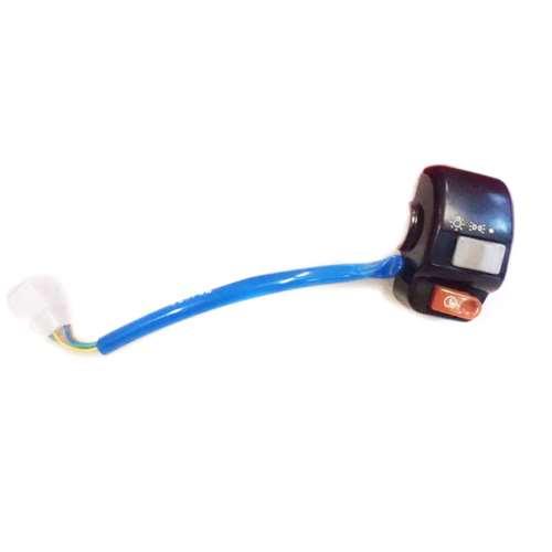 Schema Elettrico Kymco Agility 125 : Elettrico commutatore devio luci destro originale kymco