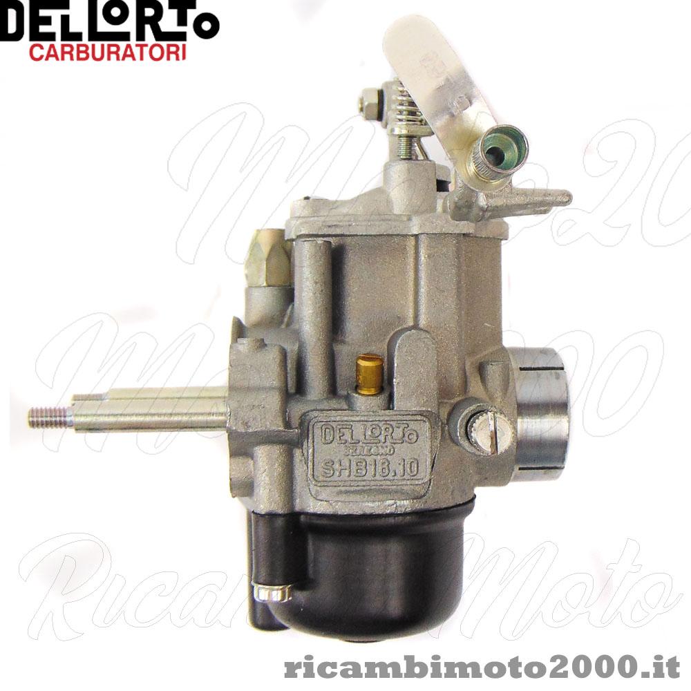Carburatore Dellorto Dellorto Shb 16 10 Per Piaggio Vespa L R N Special 50 00753