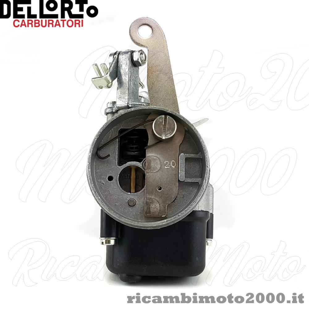 Rsm carburatore tipo Dellorto sha 12//12 per Piaggio Ciao