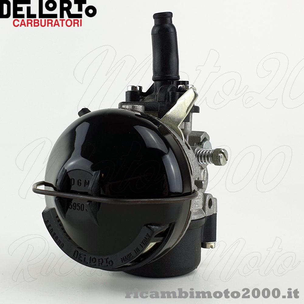 02043 CARBURATORE DELL/'ORTO SHA 15 15 SCOOTER 2T