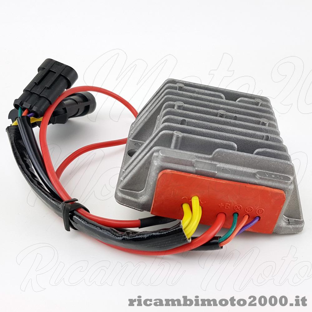 Schema Elettrico Regolatore Di Tensione Ducati : Elettrico regolatore di tensione saprisa v per miniauto