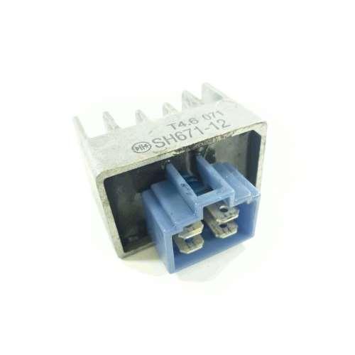 Schema Elettrico Mbk Booster Spirit : Elettrico regolatore tensione sh v per sr enduro cre