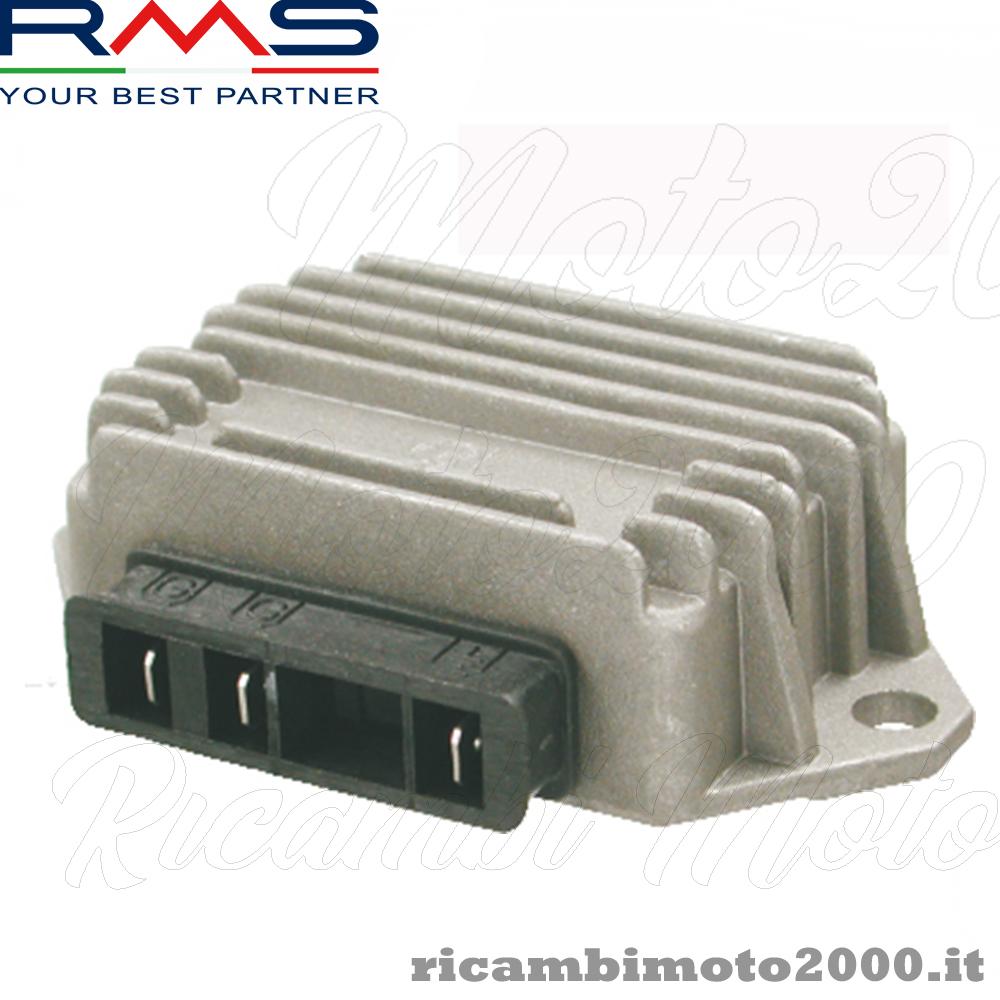 Schema Elettrico Regolatore Di Tensione Ducati : Elettrico regolatore di tensione rms piaggio ape vespa pk xl s px