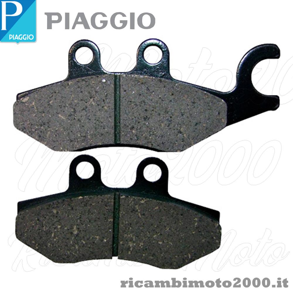 4 PASTIGLIE FRENO ANTERIORE FERODO OMOLOGATE PIAGGIO X9 EVOLUTION 250 2005