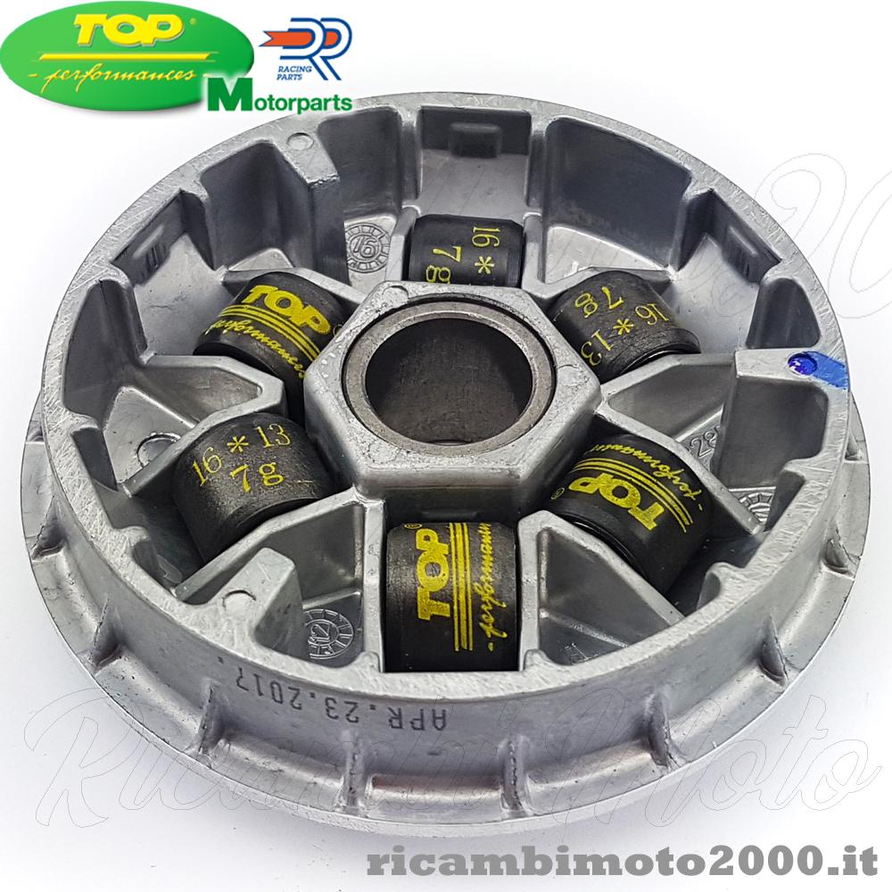 cinghia Yamaha Neo/'S 50 4T 2012 2013 2014 rulli Kit trasmissione variatore