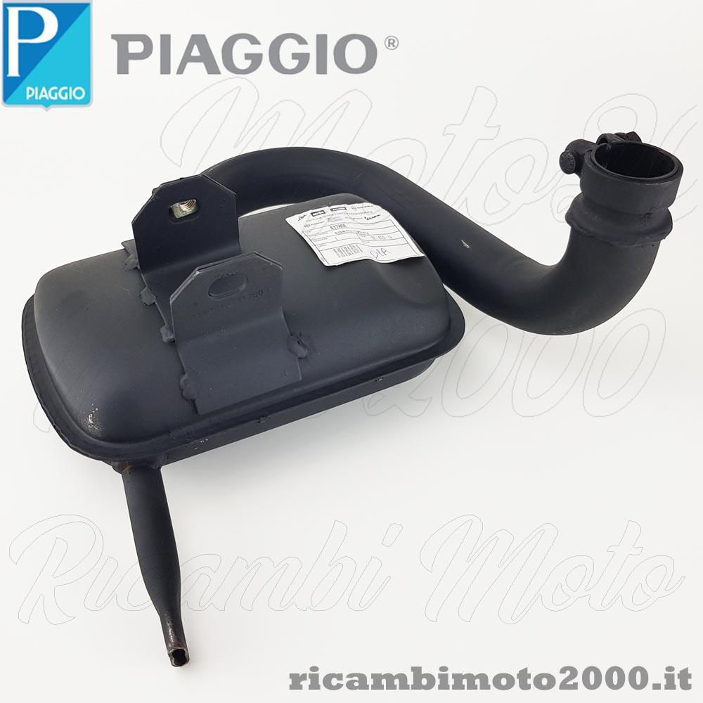 MARMITTA TERMINALE DI SCARICO PER PIAGGIO VESPA PX 125-150 417806