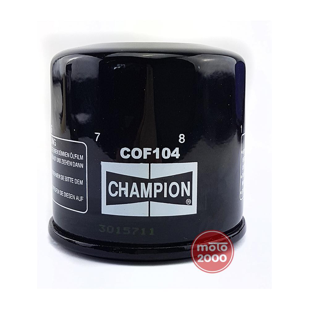 Filtro Olio CHAMPION COF016 per HM MOTO 450 CRM-F R 05-08