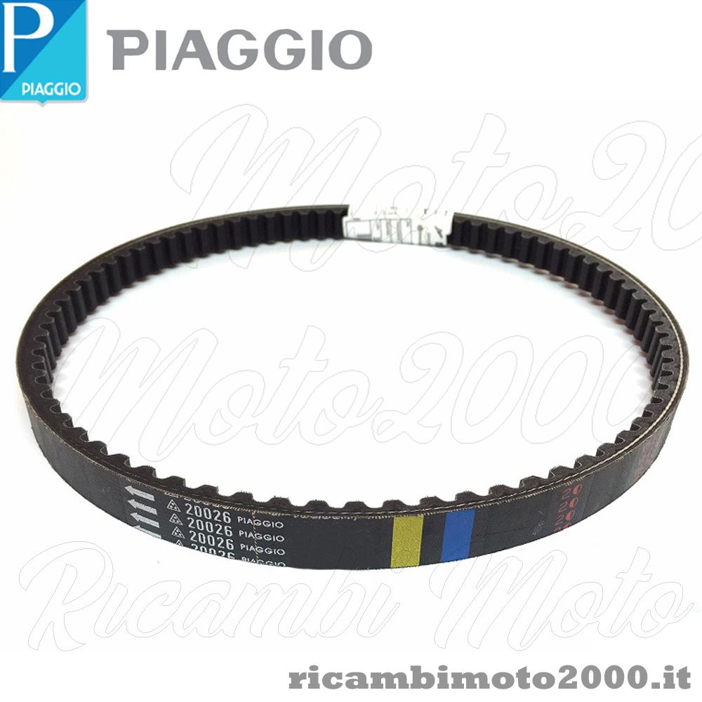 LIBERTY 50 4T ORIGINALE PIAGGIO 480852 CINGHIA DISTRIBUZIONE PIAGGIO LIBERTY 50 2T