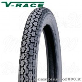 Pneumatico Gomma V-Race UM105 2.50 19 46J TT Moto dEpoca