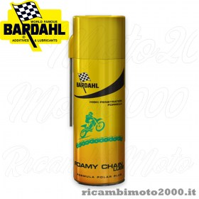 foamy chain lube